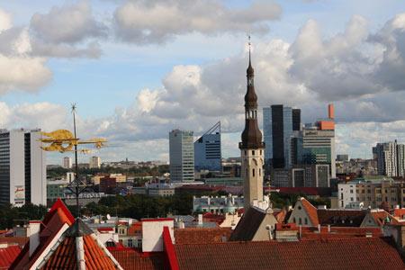 Поездка в Талинн