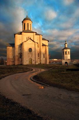 Смоленск. Церковь Архангела Михаила