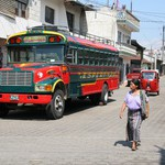По Гватемале на автомобиле