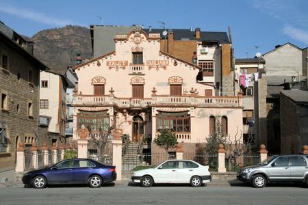 В Сорте некотрые жилые дома можно отнести к разряду достопримечательностей
