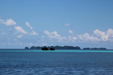 Неземные ландшафты Палау