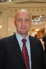 Йолан Шевцов, директор по развитию компании GoRail