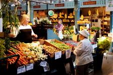 Старый рынок Тампере