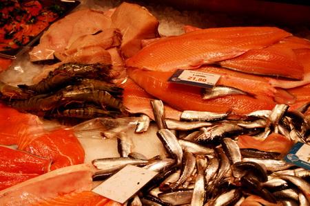 Отличительная черта финских продуктов - свежесть и экологическая чистота