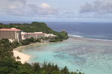 Тропический остров Гуам