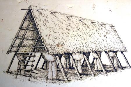 Реконструкция дома чаморро