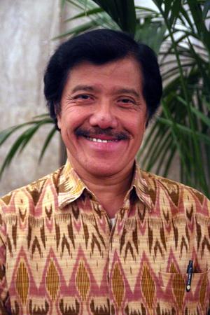 Джинальди Госана, исполнительный директор Tourism Promotion Board Indonesia