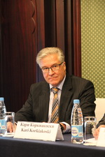 Кари Коркиакоски, вице-мэр Лаппеенранты