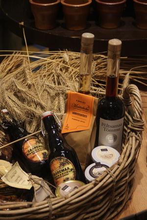 Натуральные эстонские продукты