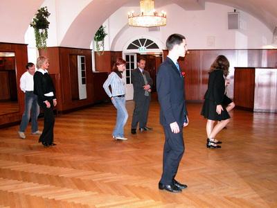 Обучение танцам в школе «Эльмайер»