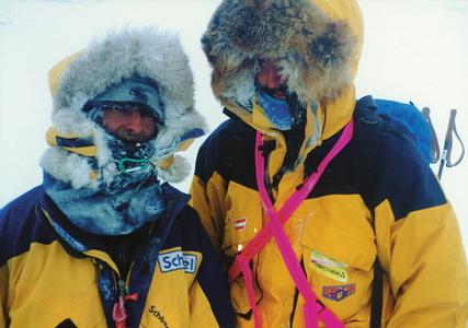 Покорители холода