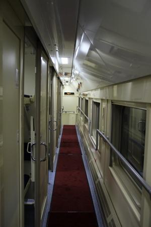 Двухэтажный вагон