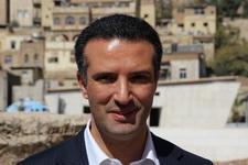 Наеф Аль Фаез (Naef Al Faez), министр туризма Иордании