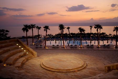 Иорданское побережье Мертвого моря