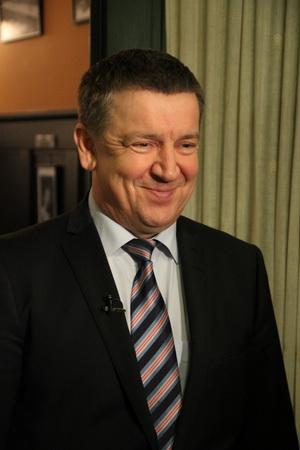 В поездке принял участие Александр Худилайнен, Глава Республики Карелия