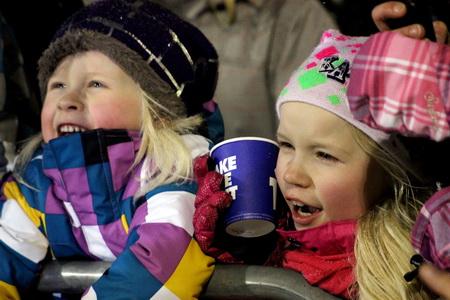 В Финляндии спорту все возрасты покорны