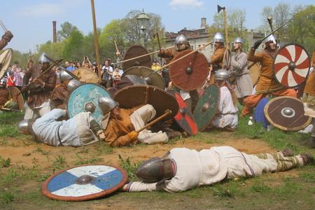 Битва при Петропавловской крепости