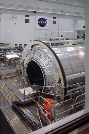 Цех сборки модулей МКС