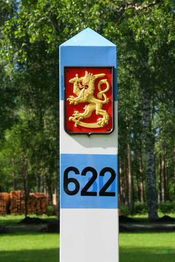 как провести товар через границу финляндии