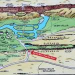Ледяная земля. Каньоны и водопады