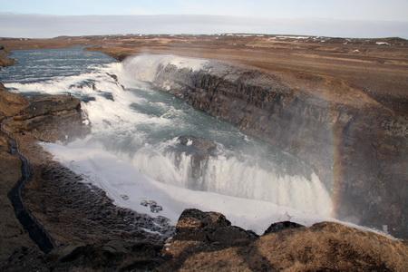 Водопад Гутльфосс