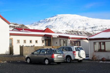 Обычная исландская ферма