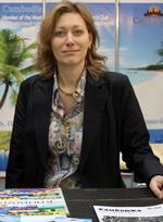 Наталья Ливенцева, генеральный директор представительства Министерства туризма Камбоджи в России