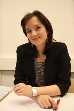 Анна Куусела, представитель Lahti region Oy