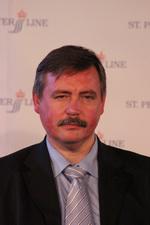 Александр Шапкин, председатель Комитета по развитию туризма Санкт-Петербурга