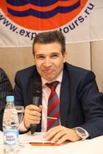 Али Гутали, посол Туниса в России