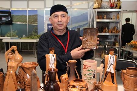 Серажды Багаев, директор керамической фабрики