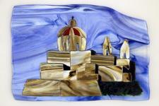Стеклодувы из Деревни ремесленников способны создавать настоящие картины