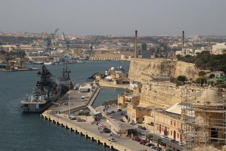 Со смотровой площадки открывается панорама Главной гавани