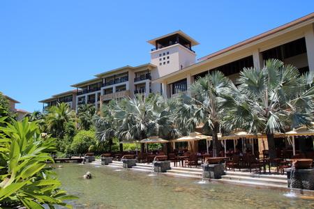 В Санья имеются отели на любой вкус и кошелек