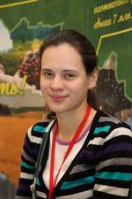 Дарья Богданова, специалист туристско-информационного центра Курганской области