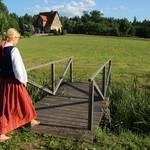 Латвия. Латгалия. Территория гномов