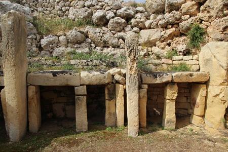 Алтарь храма Джгантия