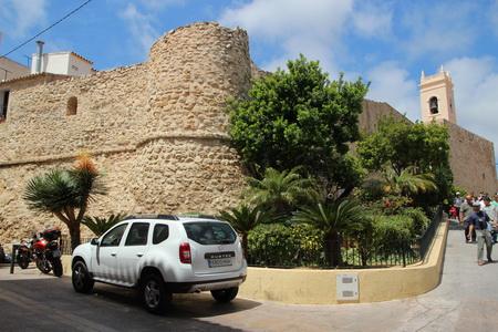 Крепость «Forat de la Mar»