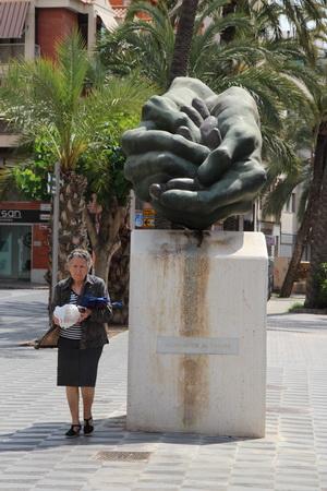 Памятник финикам