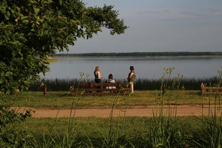 Озеро Рушонас