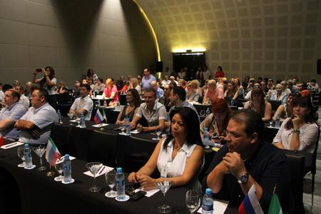 В Конгрессе приняло участие более сотни специалистов