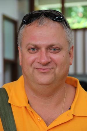 Дмитрий Фесик, генеральный директор компании «Южный Крест»