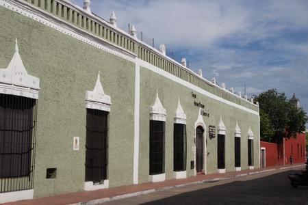 Колониальная архитектура отличается особым изяществом