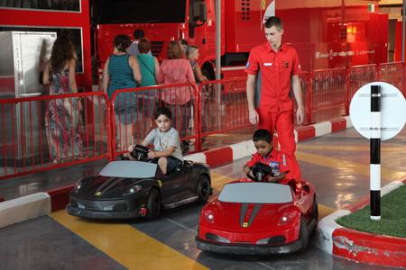 Детская школа вождения «Junior GT»