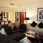 ОАЭ. Отдых в домашних интерьерах
