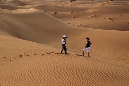 Покорение пустыни