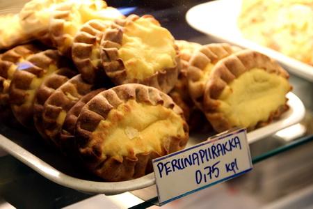 Легендарные карельские пирожки