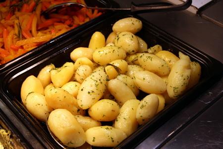 Даже обычная картошка может быть деликатесом