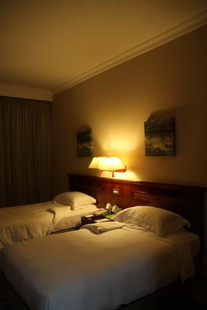 Номер в «Fujeirah Rotana hotel»