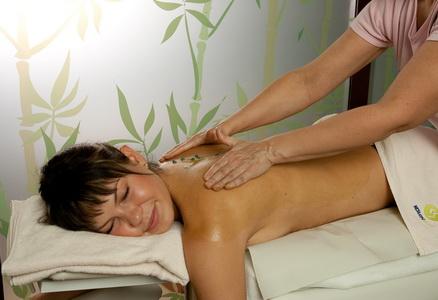 В SPA-центре предлагают расслабляющий массаж